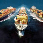 World wide deep sea shipping of containers and break bulk.