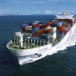 Full service wereldwijd deep sea containertransport