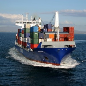 Short sea transport voor containers, reefer containers, breakbulk en trailers